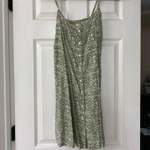Hollister Spaghetti Strap dress